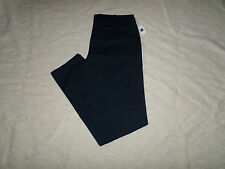 GAP CHINO LIVED-IN SLIM PANTS MENS SIZE 38X36 ZIP FLY NAVY BLUE COLOR NEW NWT