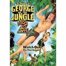 George of the Jungle 2 (DVD, 2003)