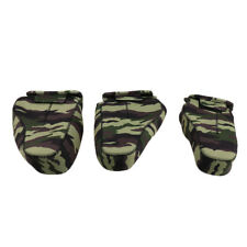 Camo Camera Bag Lens Backpack Camera Case Crossbody Strap for DSLR Camera