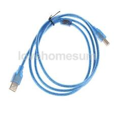 High Speed USB 2.0 A to B Male to Male Printer Cable Data Sync Wire for HP