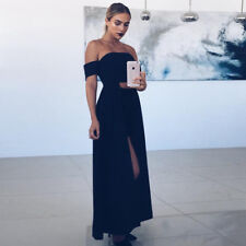 Bandage Bodycon Off Shoulder Long Dress Every Party Cocktail Clubwear Sexy Women