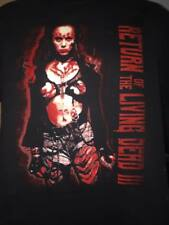 Return Of The Living Dead 3 T-Shirt 80'S CULT HORROR MOVIE FUNNY ZOMBIES COMEDY