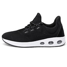 New Shoes Mens Sport Sneakers Black Casual Gym Trainers Fitness Running Size 9.5