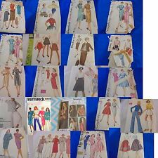U PICK SEWING PATTERN MORE THAN PIC SKIRT PANTS TOP DRESS MODERN-VINTAGE