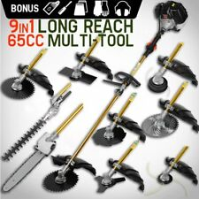 Pole Chainsaw Hedge Trimmer Saw Brush Cutter Whipper Snipper Multi Tool IN