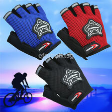 1PCS MTB Outdoor Sports Cycling Bike Bicycle Half Finger Fingerless Short Gloves