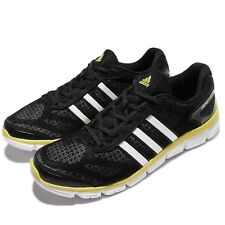 50% Off adidas CC Fresh M Climacool Black Yellow Men Running Shoe Trainer S76750