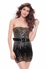 Miniskirt Flash Package Buttocks Of Cultivate One's Morality Dress Ball