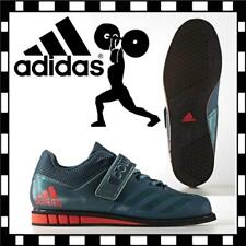 adidas Powerlift 3.1 Weightlifting Shoes Mens Green Gym Sports Trainers