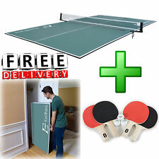 Folding Table Tennis Conversion Top Ping Pong Board Indoor Outdoor Kid Fun New
