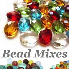Bead Mixes and Soups, Glass Beads for Jewellery Making, Choose from options