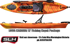Lovig Kahawai 12 Fishing Kayak Package