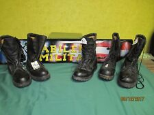 US Military Intermediate Cold Weather Gortex Boots Black Belleville ONE Boot