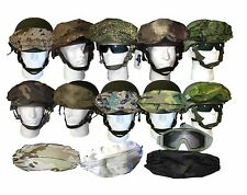 Camouflage Goggle Cover
