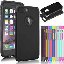 Armor Shockproof Hybrid Protective Hard Case Cover For Apple iPhone 8 / 8 Plus