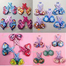 HOT Party Cosplay Lot Pretty Cute Kids My little Pony Child Cartoon Hair Clips