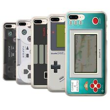 STUFF4 Back Case/Cover/Skin for Apple iPhone 8 Plus/Games Console