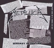 METALLICA - Whisky In The Jar 3 / Blitzkrieg / Prince - CD - Maxi Import - *VG*