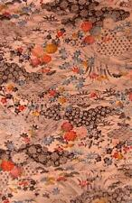 Japanese kimono fabric | 00148 Dawn | Vintage Silk | patchwork | panel | quilt