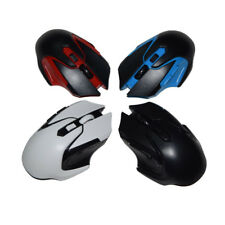 800-1600DPI 2.4GHz Wireless Cordless Optical Mouse Mice +USB Receiver for Laptop