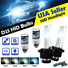 2x 35W D2S HID XENON HEAD LIGHT Replacement BULBS HID LOW BEAM 4K 6K 8K 10K !