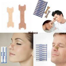 New 50Pcs Better Breath Nasal Strips Large Tan Right Aid To Stop Snoring ES88