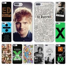 Ed Sheeran Lyrics Pop Music Case for iPhone SE 5 6 7 8 plus X 10 Samsung Huawei