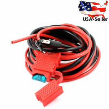 Wholesale 2-Way Radio DC Power Radio Cable Mobile for Motorola HKN4137A GM660