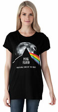 Pink Floyd Dark Side Of The Moon Juniors T-Shirt - Black