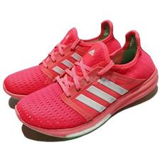 adidas CC Sonic Boost W Pink White Womens Jogging Running Shoes Trainers B44518