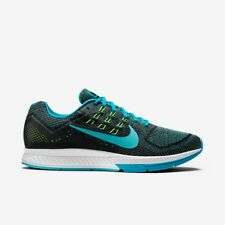 NIKE ZOOM STRUCTURE SIZE 8 8.5 9 RUNNING TRAINERS MENS RUNNING SHOE BLUE LAGOON