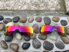 Polarized Replacement Lenses for-Oakley Oil Rig  Sunglasses Multiple Choices