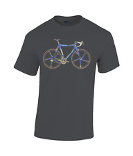 Colnago c35 bicycle cotton T-shirt  campagnolo record c40