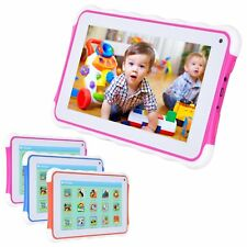 7'' HD Pad Google 8GB Android 4.4 Tablet PC Quad Core WIFI Bluetooth Kids Child