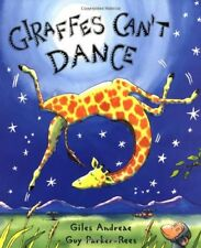 GIRAFFES CANT DANCE By Andreae Giles - Hardcover **BRAND NEW**