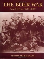 BOER WAR SOUTH AFRICA 1899-1902 BATTLES AND HISTORIES By Evans Martin Marix