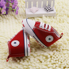 Pre-walker Infant HOT New GIFT Toddler Baby Soft Sole Crib Shoes Sneaker Newborn