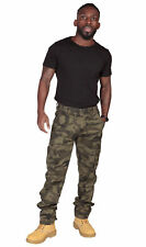 Classic Army Green Camo Cargo Pants Cargo Pants Combat trousers