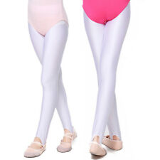 Kids Girls Gymnastics Ballet Dance Tights Pantyhose Hosiery Stockings Dancewear