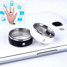 NFC Technology BlackWhite Magic Smart Ring For Android Windows Mobile Phone