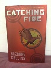CATCHING FIRE By Suzanne Collins - Hardcover **BRAND NEW**