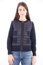 Jacket Blue Moncler Quilted