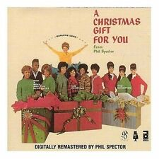 PHIL VARIOUS SPECTOR - A Christmas Gift For You From - CD - *Mint Condition*