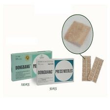 Dong Bang Ear Acupuncture Disposable Press Attached Needles Pain Killer