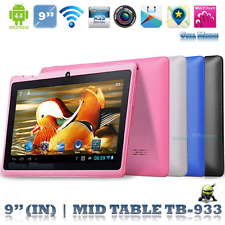 """9"""" Google Android Tablet PC A33 Quad Core 16G 1.5GHz with WiFi Bluetooth US plug"""