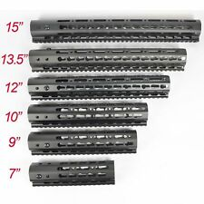 9'10''12''13.5''15'' Inch Ultra-Light Super Slim Keymod Free Float Handguard