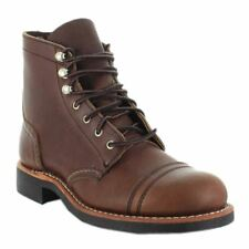 Red Wing Iron Ranger 3365 Amber Womens Leather Lace Up Boots