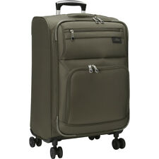 """Skyway Sigma 5.0 21"""" 4 Wheel Expandable Carry On Softside Carry-On NEW"""