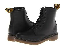 Junior Shoes Dr. Martens Delaney Leather Boot 15382001 Black Softy T *New*