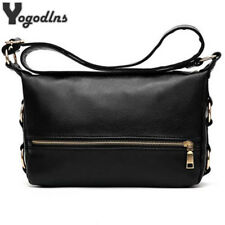Women Leather Shoulder Bag Small Flap Bag Handbag Ladies Crossbody Messenger Bag